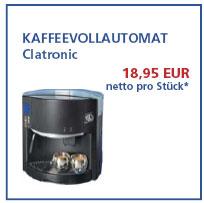 Kaffeeautomat Clatronic